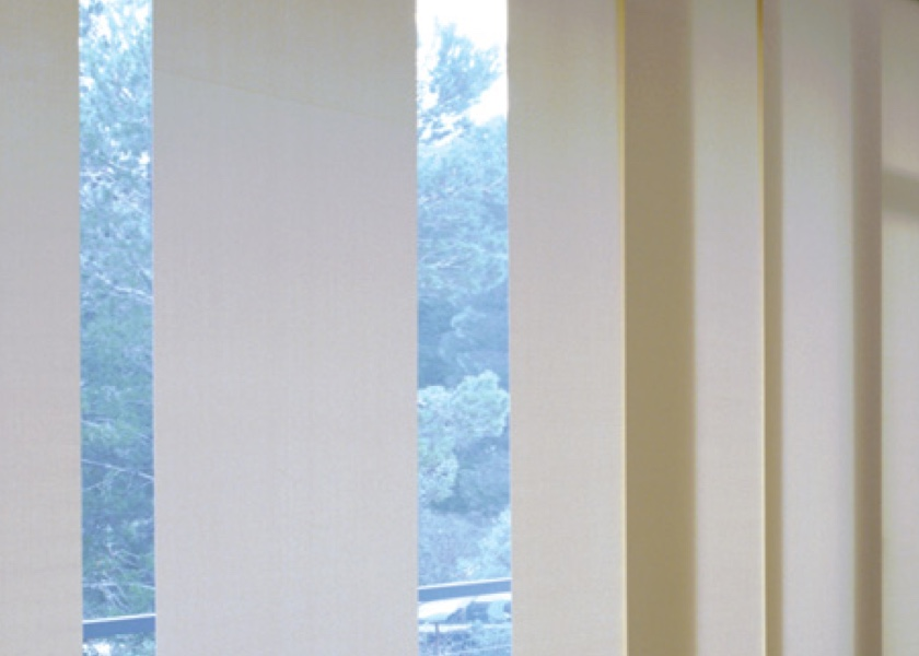 Panel Glide - Windsor Blinds in Cardiff, NSW