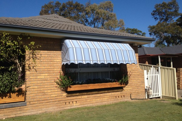 Canopy 4 - Windsor Blinds in Cardiff, NSW