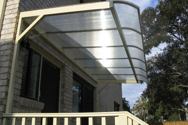Patio Cover (Bullnose) - Windsor Blinds in Cardiff, NSW