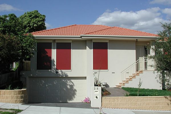 Bush Fire Roller Shutters - Windsor Blinds in Cardiff, NSW
